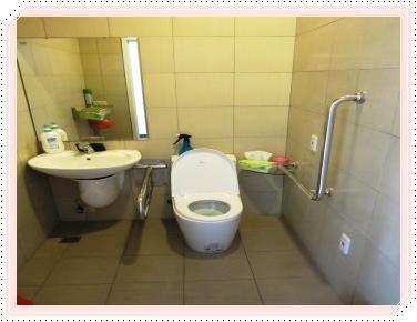 無障礙盥洗室